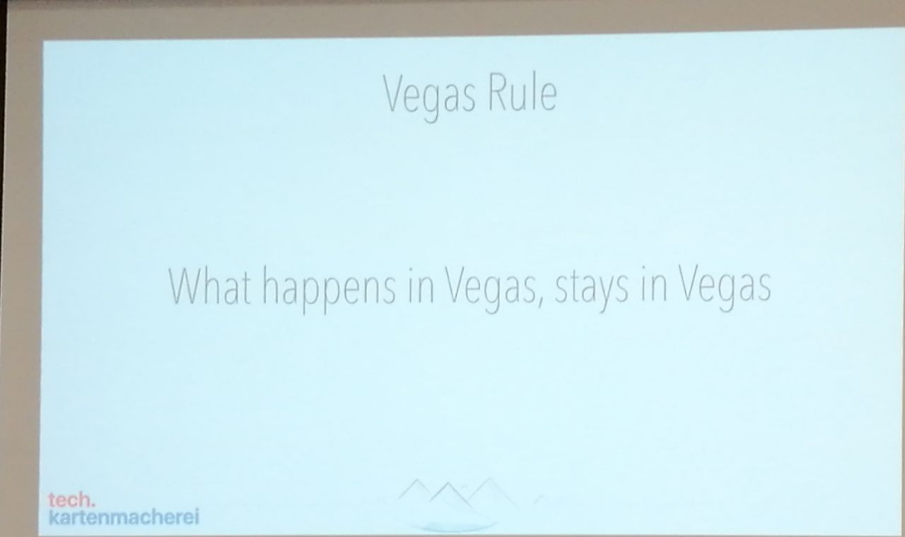 Vegas Rule